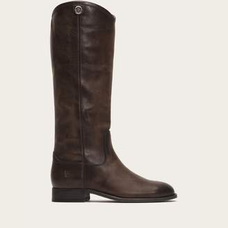 The Frye Company Melissa Button 2 Wide Calf