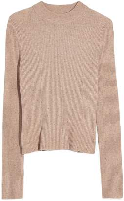 Madewell Mock Neck Pullover Sweater