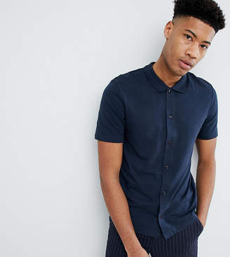 Selected Short Sleeve Jersey Shirt