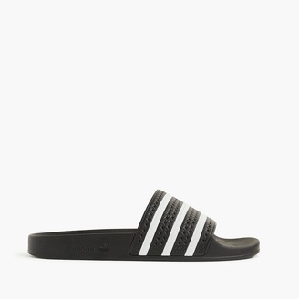 J.Crew Adidas® slide sandals