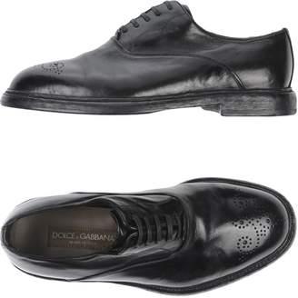 Dolce & Gabbana Lace-up shoes - Item 11356897IA