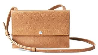 Shinola Leather Crossbody Bag