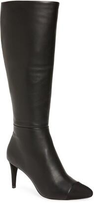 Karl Lagerfeld Paris Marcy Knee High Boot
