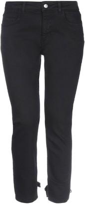 Claudie Pierlot Denim pants - Item 42730640NT