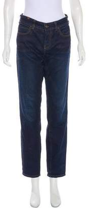 Notify Jeans Mid-Rise Straight-Leg Jeans