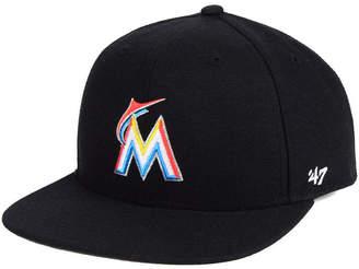 '47 Boys' Miami Marlins Basic Snapback Cap