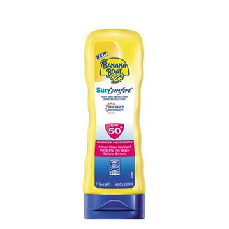 Banana Boat Sun Comfort Lotion SPF 50+ 175 mL