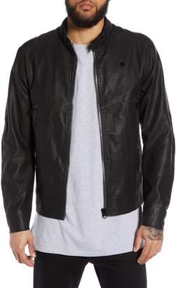 G Star Motac DC Faux Leather Jacket