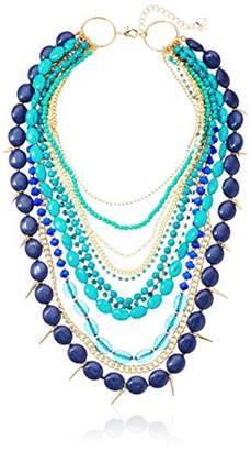 ABS by Allen Schwartz Multi-Row Strand Necklace