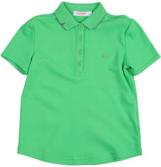 Sun 68 Polo shirts - Item 37960091BF