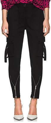 Robert Rodriguez Women's Stretch-Cotton Twill Cargo Pants