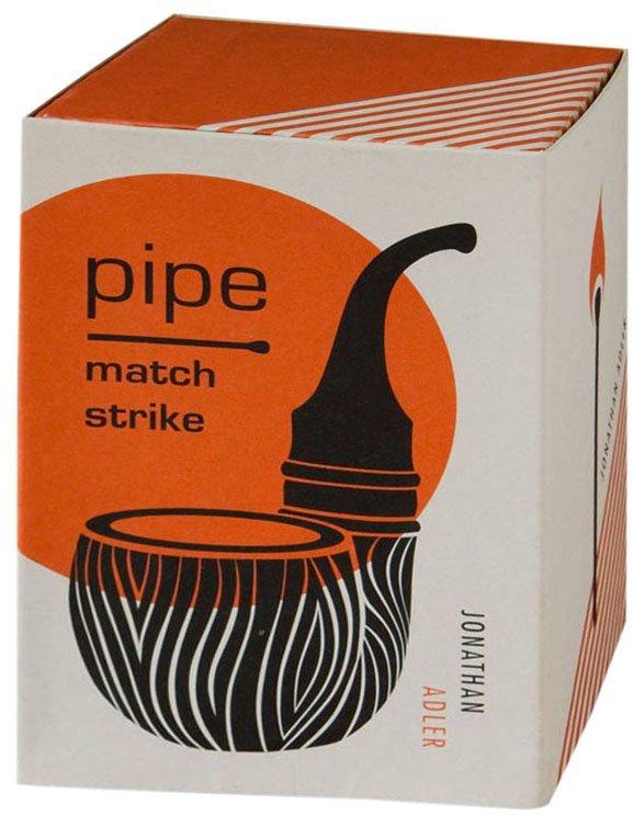 Jonathan Adler Pipe Match Strike-White
