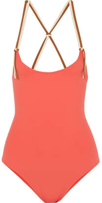 Eres Marta Swimsuit - Bright orange