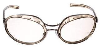 Bottega Veneta Tinted Tortoiseshell Sunglasses