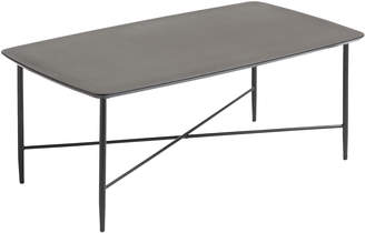Linea Furniture Grey Hadden Rectangular Coffee Table