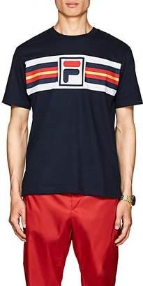 Fila Men's Logo Cotton T-Shirt