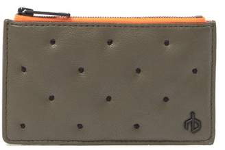 Rag & Bone Dot Dash Leather Card Case