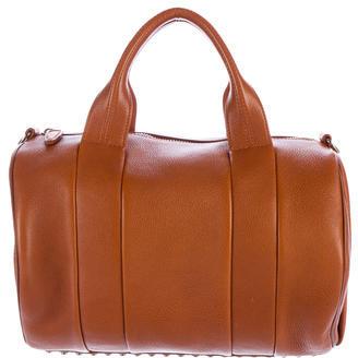 Alexander WangAlexander Wang Leather Rocco Satchel