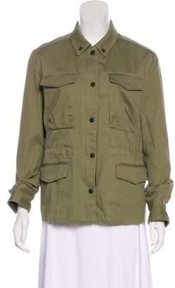 Rag & Bone Casual Zip-Up Jacket