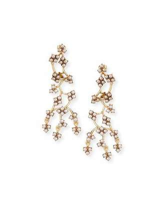 Lulu Frost Jackie Web Dangling Earrings