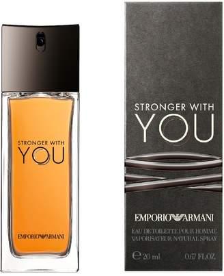 Emporio Armani Stronger With You Men's Mini Cologne - Eau de Toilette