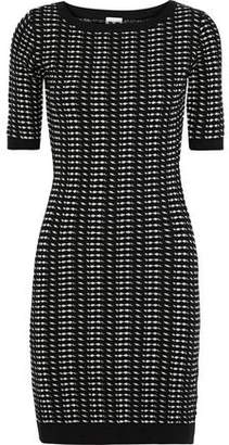 M Missoni Crocheted Cotton-blend Dress