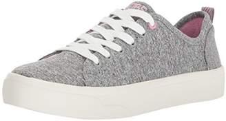 Skechers BOBS Women's Bobs Cloudy-Heather Jersey Fashion Sneaker