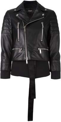 DSQUARED2 'Night Samurai' kiodo jacket