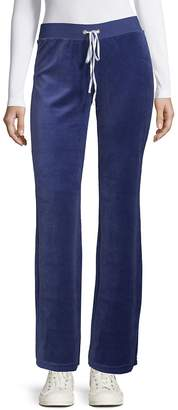 Juicy Couture Women's Flared Drawstring Pants