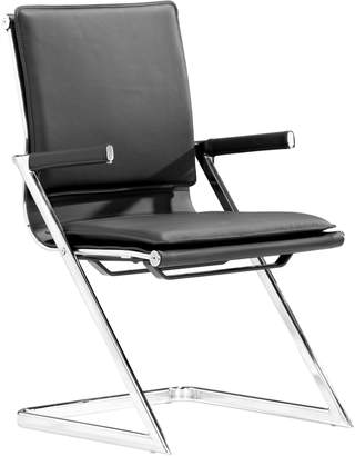 ZUO Modern Lider Plus Conference Chair-Set of 2
