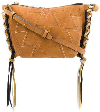 Isabel Marant Kemos zipped shoulder bag