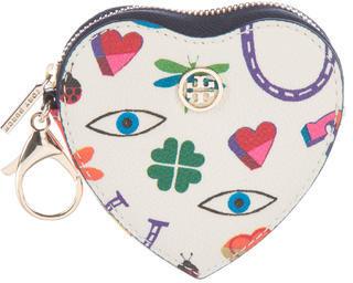 Tory BurchTory Burch Heart Keychain Wallet