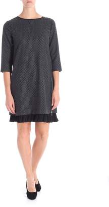 Iceberg Wool Blend Dress