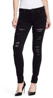True Religion Super Skinny Dark Continent Jeans