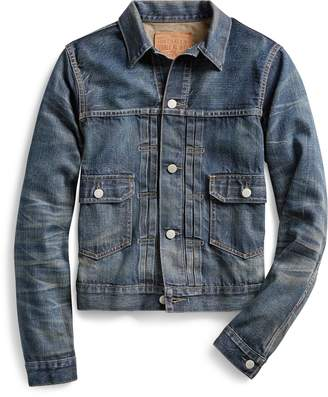 Ralph Lauren Cotton Denim Jacket