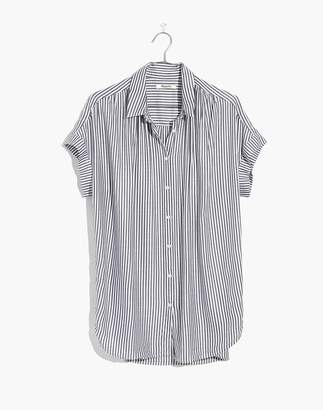 Madewell Central Shirt in Gabriel Stripe
