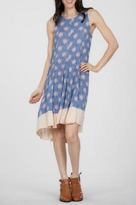 En Creme Sleeveless Dress $65 thestylecure.com