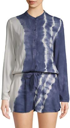 Bea Yuk Mui YFB Clothing Yfb Clothing Printed Romper