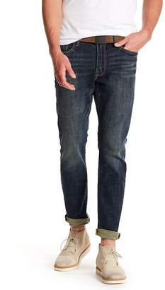 "Lucky Brand 410 Athletic Slim Fit Jeans - 30-34"" Inseam"