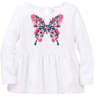 Joe Fresh Knit Tee (Baby Girls)
