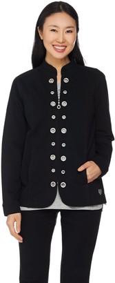 Factory Quacker DreamJeannes Glam Grommet Jacket