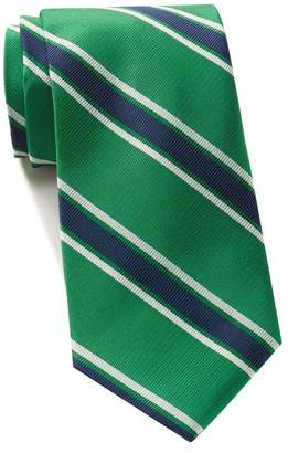 Tommy Hilfiger Hamilton Stripe XL Silk Tie