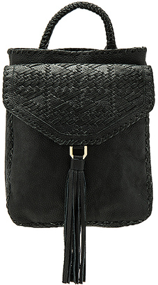 Cleobella On My Side Backpack in Black. $398 thestylecure.com