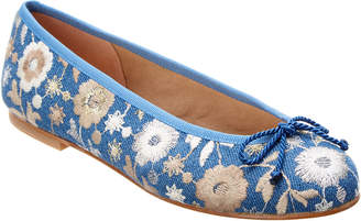 French Sole Rowling Flat
