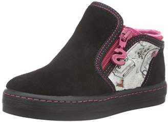 Desigual Girls' Bolimania Zips Low-Top Sneakers