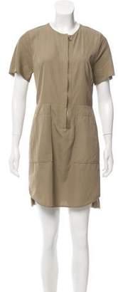 3.1 Phillip Lim Short Sleeve Mini Dress