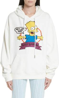 Off-White Bart Oversize Hoodie