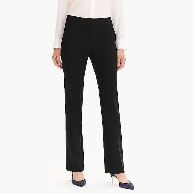 Tall Edie full-length trouser in four-season stretch