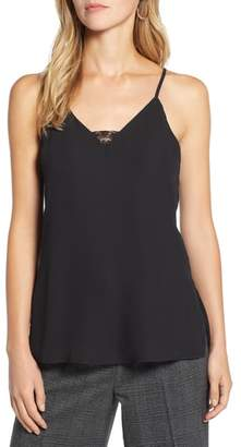 Halogen Lace Trim Camisole