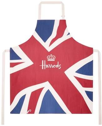 Harrods Vintage Flag Apron